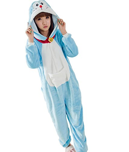 Adult Winter Animal Jumpsuit Sleepwear Cosplay Onesie Romper Pajamas