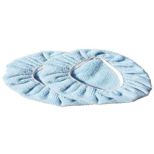 Polishing Pad Set of 2 Microfibre Maximum Diameter 240 mm