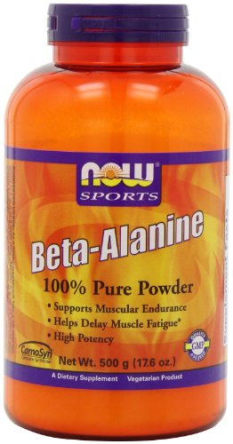 Now Foods NOW Foods Beta Alanine Powder  500G