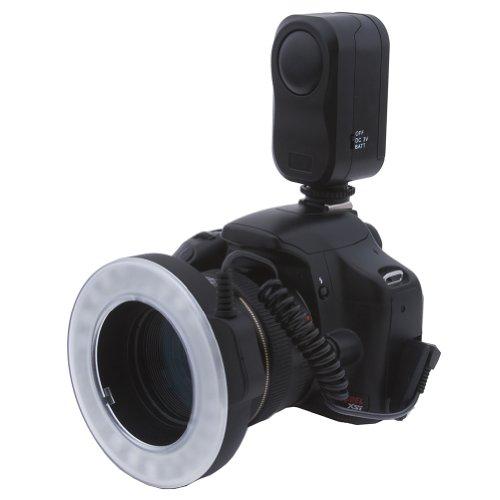 Bestlight® 48 LED Macro Ring Light With 6 Adaptors Rings
