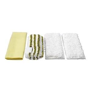 Kärcher Set de nettoyage pour la salle de bain pour nettoyeurs vapeur réf 2.863-171.0