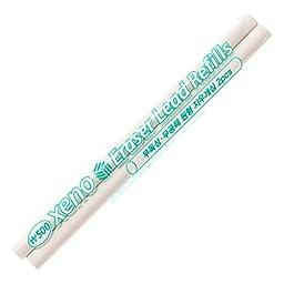 Xeno Refill Erasers for Knock Click Eraser, Contains 24 Eraser Refills (12 Pack of 2)
