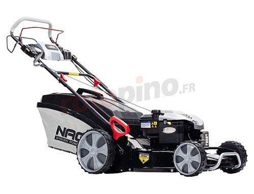 Benzin-Rasenmäher mit Antrieb Nac LS48-AL675EX-HD