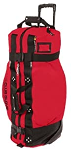 Club Glove Rolling Duffle 2 Red Xl by Club Glove