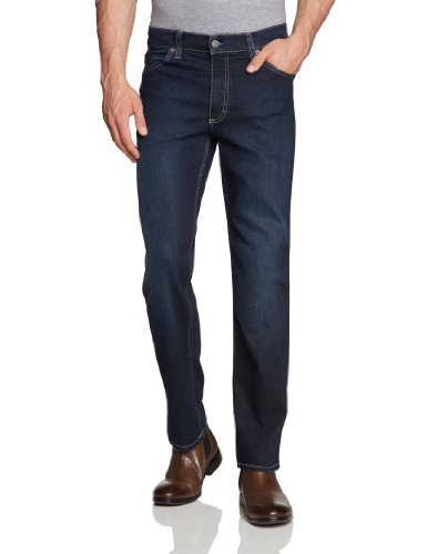 Mustang - Jeans straight, uomo Blu (Blau (old stone used 580)) 44-46 IT (31W/30L)
