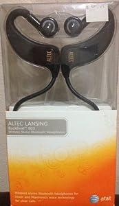 Altec Lansing BackBeat 903 Bluetooth Headset