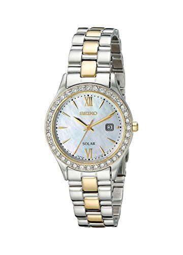 Seiko Women's SUT074 Dress Two-Tone Stainless