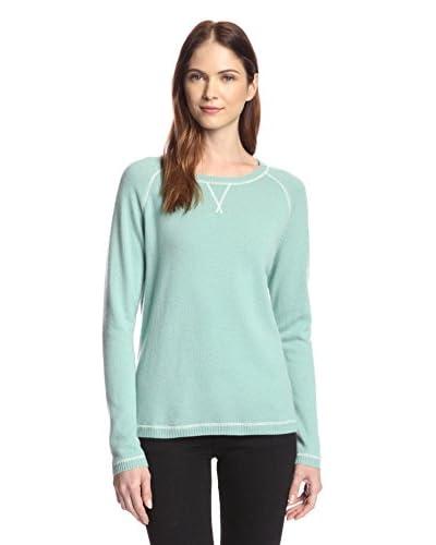 Kier & J Women's Cashmere Sweatshirt