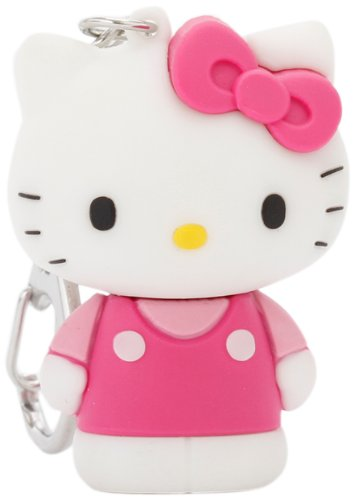 Hello Kitty 4GB USB Drive 3D Molded (46109-BBB)