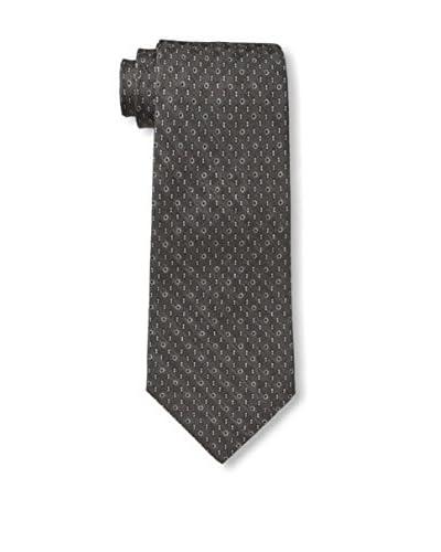 John Varvatos Patterned Tie, Dark Grey