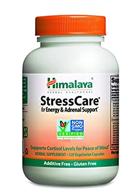 Himalaya StressCare for Energy, 120 Vegetarian Capsules