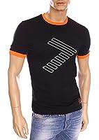 EA7 - Tee-shirt EA7 emporio armani 5P254 273813 noir