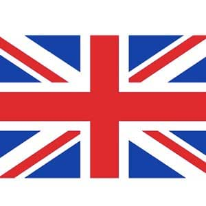 2x fahne flagge england uk union jack gro britannien. Black Bedroom Furniture Sets. Home Design Ideas