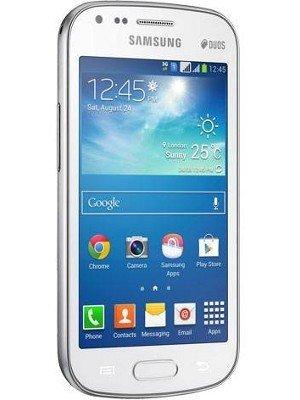 Samsung Galaxy S Duos 2 S7582L White Unlocked - International Version/Warranty - Smartphone GSM 850/900/1800/1900 MHz, 3G 850/2100 MHz