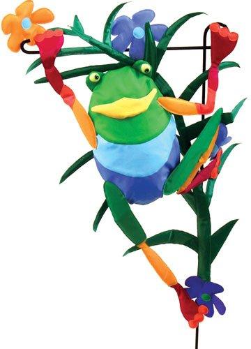 Premier Kites 59122 Garden Charm, Tree Frog Tango, 26-1/2-Inch front-88800