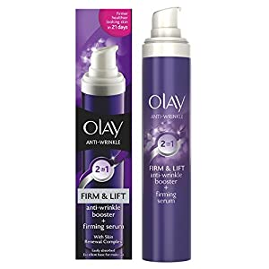 Olay Anti-Wrinkle Firm & Lift 2in1 Anti-Wrinkle Booster + Firming Serum 50ml