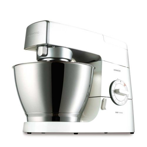 Details for Kenwood Chef Classic KM336 4.6 Litre Kitchen Machine, 800 Watt, White and Silver from Kenwood