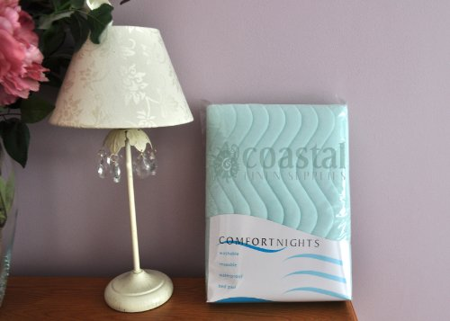 comfortnights-rtm-lavable-absorbente-para-cama-85-x-135-cms-con-alas