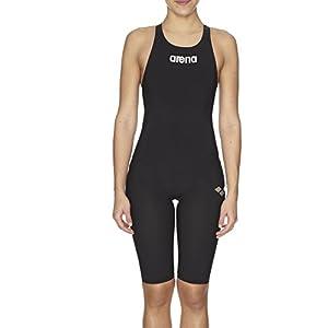 Arena Women's Power Skin ST FBSLO Race Suit - Black, 28 Inch
