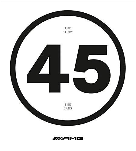 amg-45-the-story-the-cars
