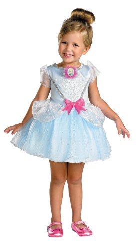 Costumes For All Occasions DG50482M Cinderella Ballerina Child 3T-4T