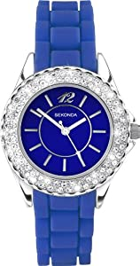 Party Time by Sekonda 4317.27 'Riviera' Ladies Blue Fashion Watch