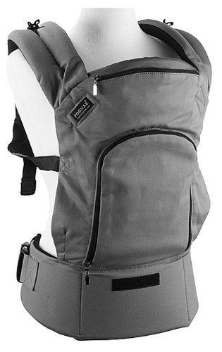 Pognae Baby Carrier (Gray) front-188617