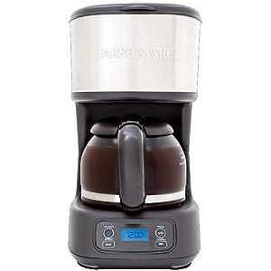 Amazon.com: Farberware 5-Cup Coffee Maker: Drip ...