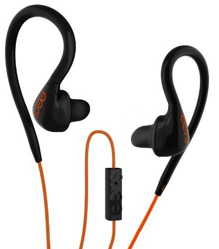 Sonomax Eers Pcs-150 Custom Fit Single Driver In-Ear Headphones With Inline Microphone