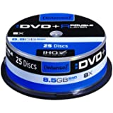 DVD+R Intenso 8,5GB 25pcs Cake, 4311144