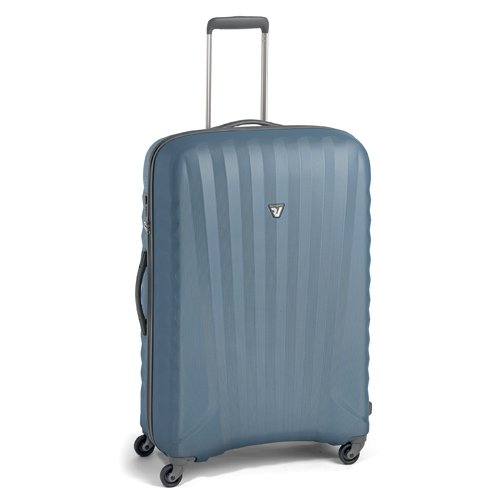 スーツケース RONCATO ロンカート UNO ZIP ZSL 5082 Mサイズ ジッパータイプ (ライトブルー)