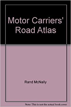 Motor carriers 39 road atlas rand mcnally and company for Motor carriers road atlas download