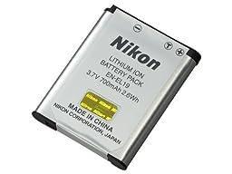 Nikon EN-EL19 Rechargeable Li-ion Battery