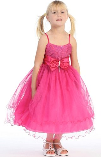 Special Occasion Dresses For Kids front-922763