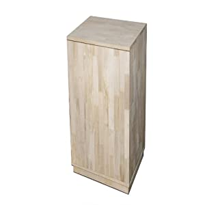Mr. Aqua Hardwood Stand for 12-Inch Cube Aquarium