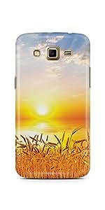Casenation Hay Sunshine Glossy Case Cover For Samsung Galaxy Grand 2
