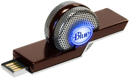 Blue Microphones TIKI Dual-Mode Compact USB Condenser