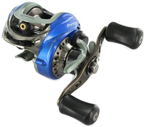 Quantum Fishing Antix Left-Hand Baitcasting Reel
