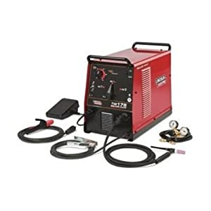 TIG Welder, SquareWave, 208/230VAC by Lincoln Electric