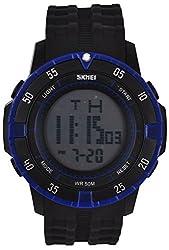 Skmei Calendar Digital Multi Color Dial Mens Watch - (HMWA05S059C0)