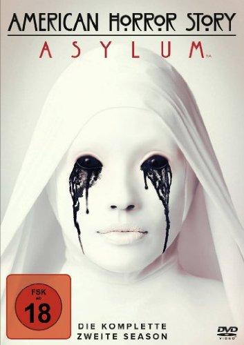 American Horror Story: Asylum, Die komplette zweite Season [4 DVDs]