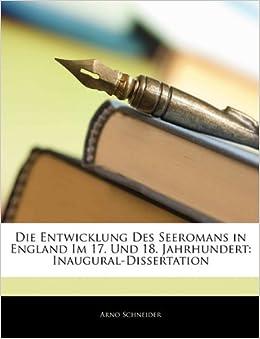 german publisher dissertation