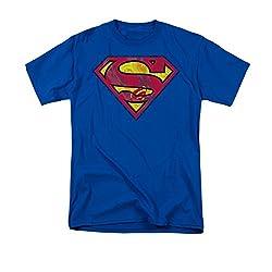 Superman Action Shield T-Shirt