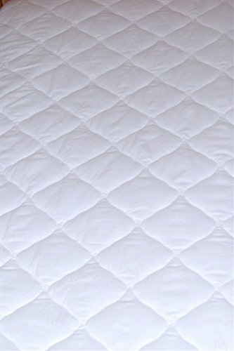Quilted Mattress Pad (Cover) For A Camper, Rv, Travel Trailer Bunk Bed Size: 30X75 front-15923