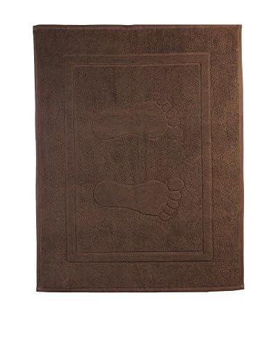 Natural History Gifts Alfombra de Baño 800 G Marrón 50 x 70 cm