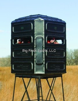 Big Game Treestands The Freestyle Box Blind