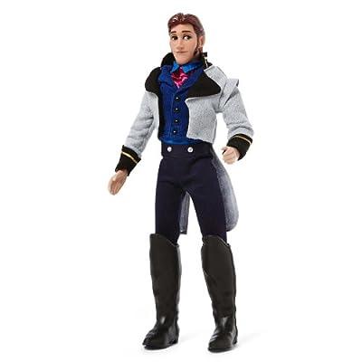 "Disney Frozen Exclusive 12"" Classic Doll Hans from Disney"