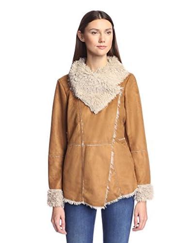 Mo-ka Women's Faux Shearling Jacket