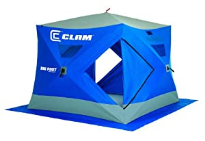 Clam 9130 Big Feet XL4000T Thermal 8 x 8 Upsable by Clam