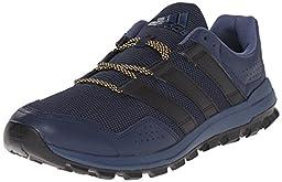 adidas Performance Men\'s Slingshot TR M Running Shoe,Collegiate Navy/Black/Gold,9.5 M US